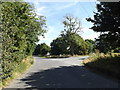 TL9868 : Hunston Road, Badwell Ash by Adrian Cable