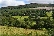 SK1984 : Across the Derwent Valley below Ladybower Reservoir by David Martin