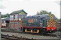 SK0307 : Chasewater Railway - 08 shunter by Chris Allen