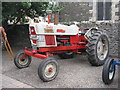 NT2540 : Sadie the vintage tractor by M J Richardson