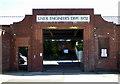 NZ2913 : LNER Engineer's Dept 1932 building by Thomas Nugent