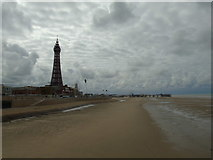 SD3036 : Central Pier, Blackpool by Carroll Pierce