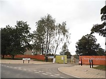 SU8651 : Hope Grant's Road, Aldershot by David Howard