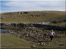 SD8965 : Malham Beck sinkhole by Johnny Coop