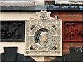 TG5207 : Queen Victoria's Golden Jubilee plaque by Adrian S Pye