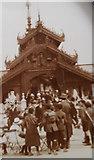 TQ1985 : Wembley British Empire Exhibition 1924 by Ann Matthews