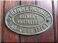 SP3433 : Buxton and Tornley  by Philip Halling