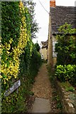 SU2199 : Kent Place, Lechlade-on-Thames, Glos by P L Chadwick