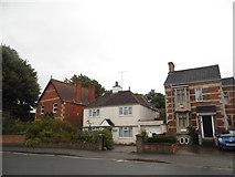 SU0061 : Houses on Estcourt Street, Devizes by David Howard