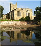 TA0322 : St Mary's Church, Barton upon Humber by Paul Harrop