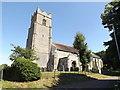 TM1292 : St.Michael's Church, Bunwell by Geographer