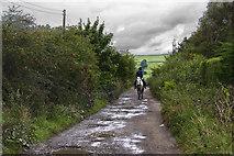 SD7130 : The footpath to Cut Farm by Ian Greig