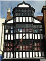 SO8932 : Timber-frame building in Tewkesbury by Philip Halling