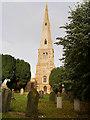 SP9266 : Irchester Church by David Dixon