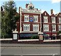 SJ7154 : Best Western Crewe Arms Hotel, Crewe by Jaggery