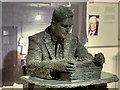 SP8633 : Alan Turing Sculpture at Bletchley Park by David Dixon