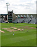 SK5838 : Trent Bridge: a county match in September by John Sutton
