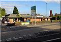 SJ7155 : McDonald's, Macon Way, Crewe by Jaggery