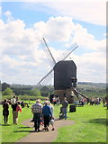 SO9568 : The Windmill Avoncroft Museum Bromsgrove by Roy Hughes