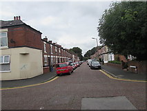 SJ8889 : Jennings Street, Edgeley, Stockport by Jaggery