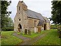SP9061 : The Church of St Romwald, Strixton by David Dixon