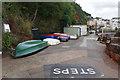 SX9676 : Early's Wall, Dawlish by Alan Hunt