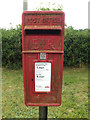 TL9172 : Green Lane Postbox by Adrian Cable