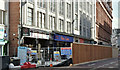 J3374 : Commonwealth House (demolition), Belfast - September 2016(1) by Albert Bridge