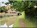 SP6259 : Grand Union Canal, Weedon Station Bridge (Bridge#24) by David Dixon