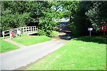 SZ2792 : Ford at Shorefied Holiday Park by John Walton
