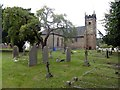 SK2928 : St Michael's Church, Willington by Graham Hogg