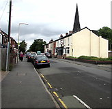 SJ8889 : Grenville Street, Edgeley, Stockport by Jaggery