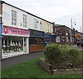 SJ8889 : Kylie's Cakes for Occasions, Edgeley, Stockport by Jaggery