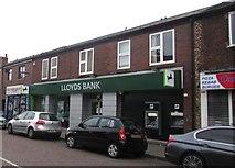 SJ8889 : Lloyds Bank, Edgeley, Stockport by Jaggery