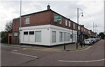 SJ8889 : Vacant corner shop, Edgeley, Stockport by Jaggery