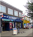 SJ8889 : Martin's convenience store and post office, Edgeley, Stockport by Jaggery