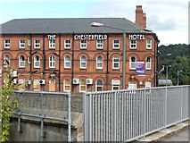 SK3871 : The Chesterfield Hotel by Stephen McKay