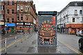 SJ8498 : Street Art, Stevenson Square by N Chadwick