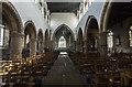 TA0322 : Interior, St Mary's church, Barton-Upon-Humber by J.Hannan-Briggs