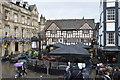 SJ8398 : Old Wellington Inn by N Chadwick