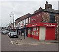 SJ8989 : Bargain Booze, 18 Castle Street, Edgeley, Stockport by Jaggery