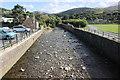 SH6775 : The Afon Llanfairfechan at Llanfairfechan by Jeff Buck