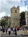 SP5106 : Oxford: Carfax Tower by Jonathan Hutchins