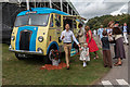 SU8707 : Ice Cream Van at Goodwood Revival 2016 by Christine Matthews
