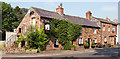 NY4459 : The Stag Inn, Low Crosby - September 2016 (1) by The Carlisle Kid