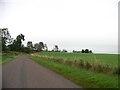 NS8937 : Unclassified road approaching Stewarton House by Elliott Simpson
