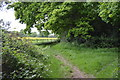 TQ3538 : Bridleway by Greenfield Shaw by N Chadwick
