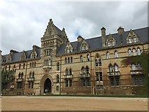 SP5105 : Oxford: Christ Church College by Jonathan Hutchins