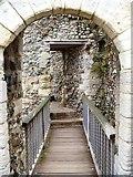 TM2863 : Framlingham Castle [6] by Michael Dibb
