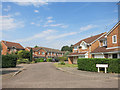 SP8012 : Ayres Close, Aylesbury by Des Blenkinsopp
